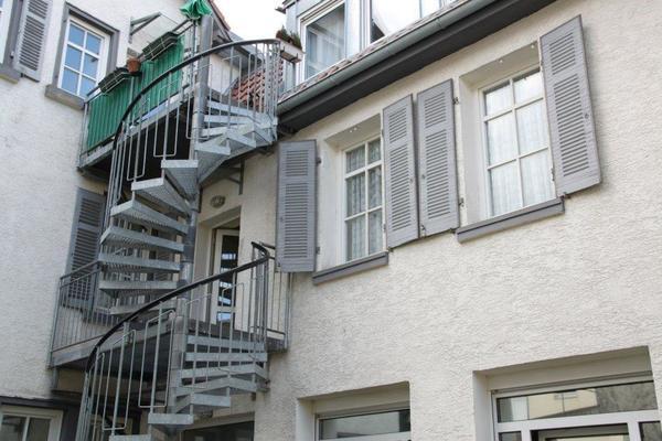 2 Zimmer, 51m^2, Cannstatt, ruhige Lage